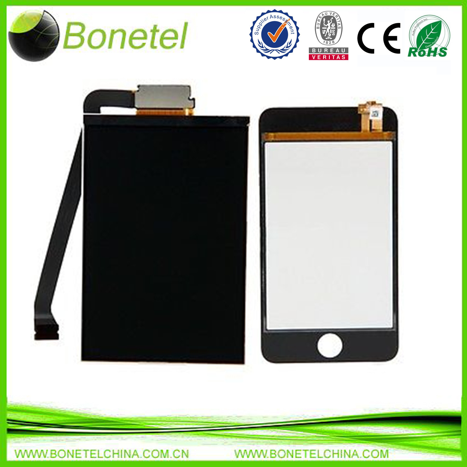 Replacement Display LCD Screen Digitizer Assembly for iPod Touch 1st Gen