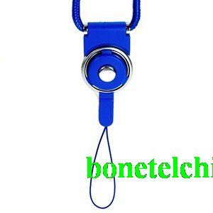 Blue Detachable Neck Strap Band Lanyard For Camera Cell phone ipod mp3 mp4 PSP
