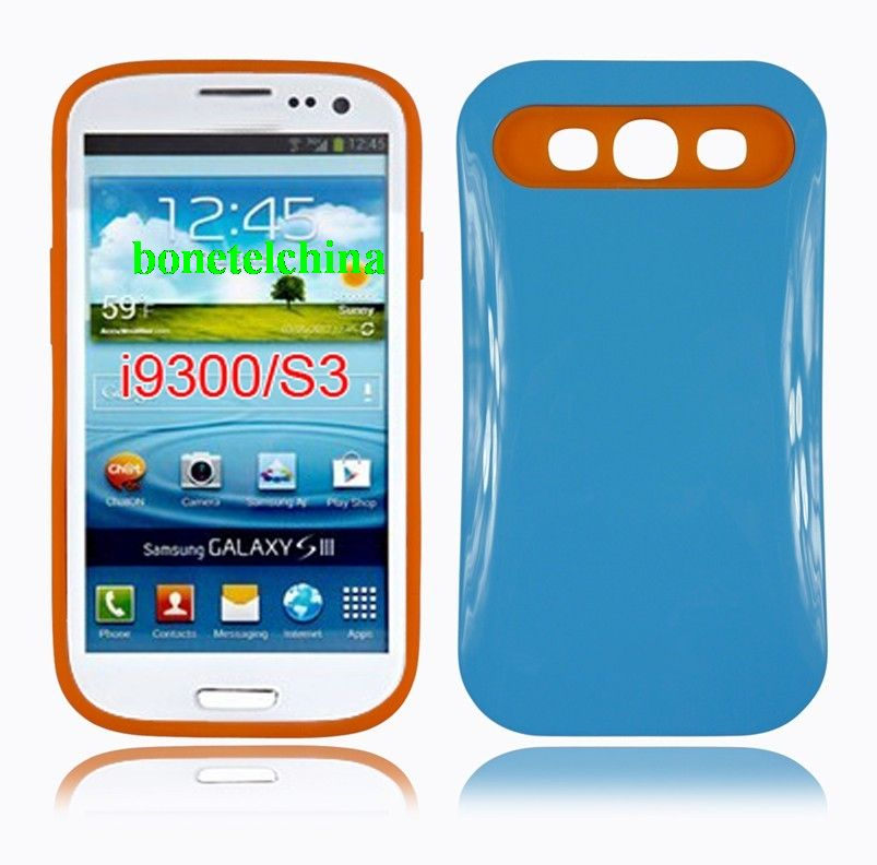 iGlow Noctilucent Luminous Cases for Samsung Galaxy S3 i9300