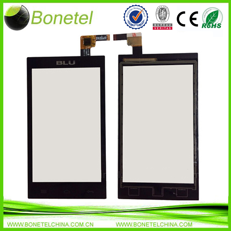 Touch Screen Digitizer Glass Replacement Part Black For BLU Dash Music 4.0 D272