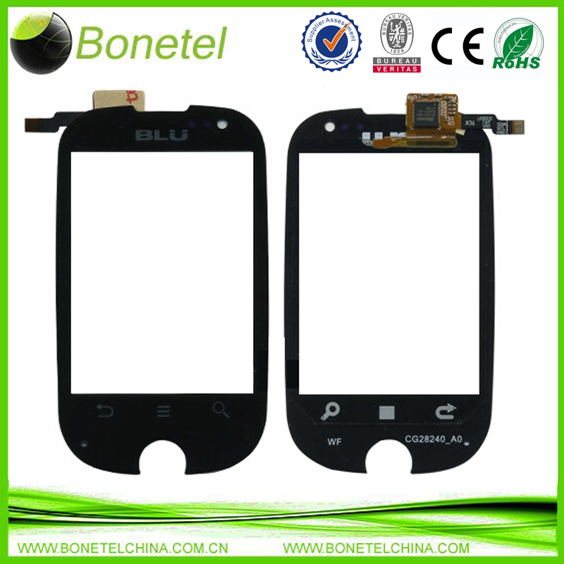 Touch Screen Digitizer Glass Replacement Part Black For BLU CG28240-A