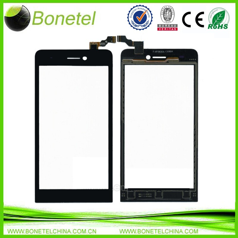 Touch Screen Digitizer Glass Replacement Part Black For BLU QUATTRO 5.0
