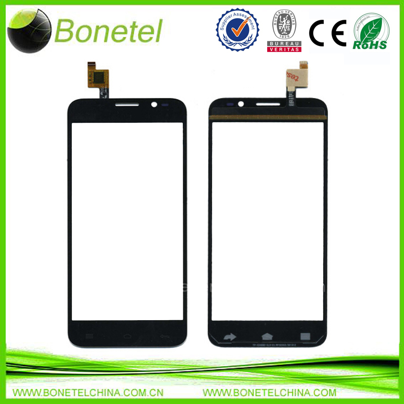 Touch Screen Digitizer Glass Replacement Part Black For Blu Dash 5 0 D410
