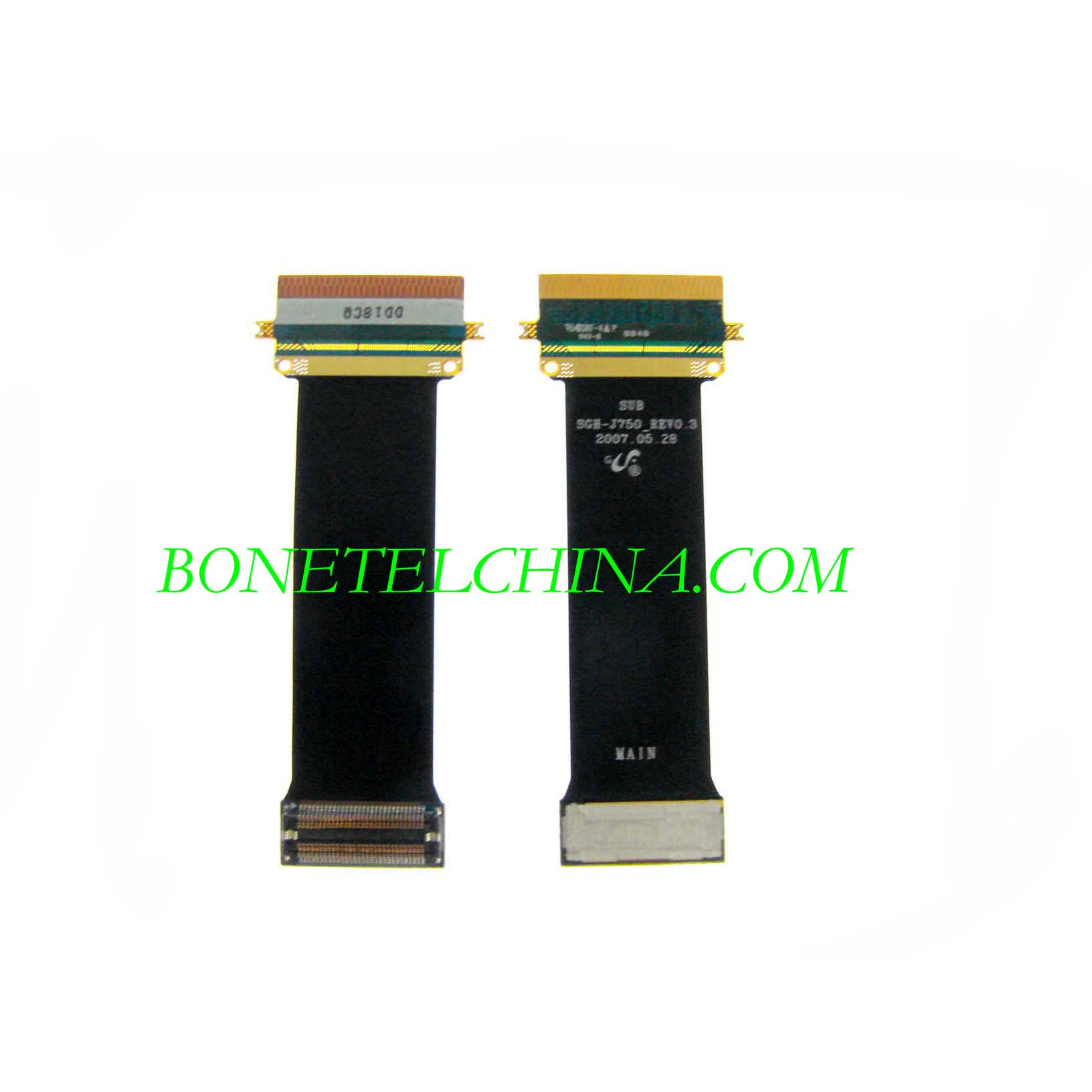 J750 Mobile phone Flex Cables for Samsung
