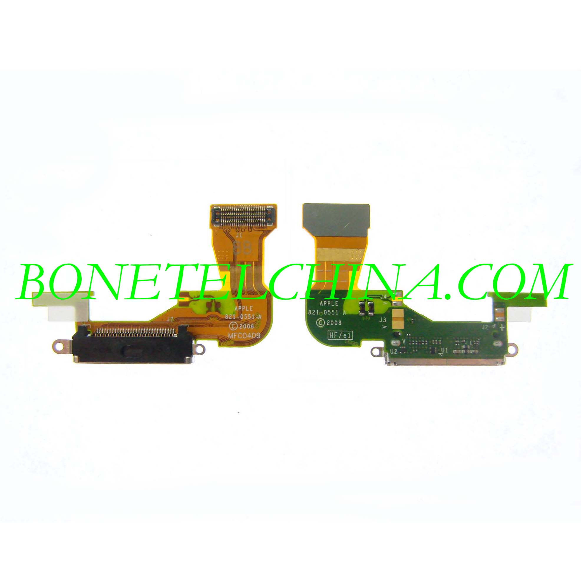 iPhone 3G system connector flex cable