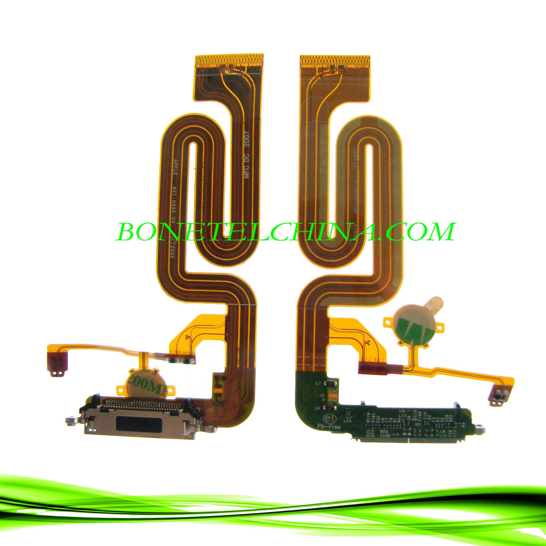 Mobile Phone Charger System Connector Flex Cable for iPhone 2g