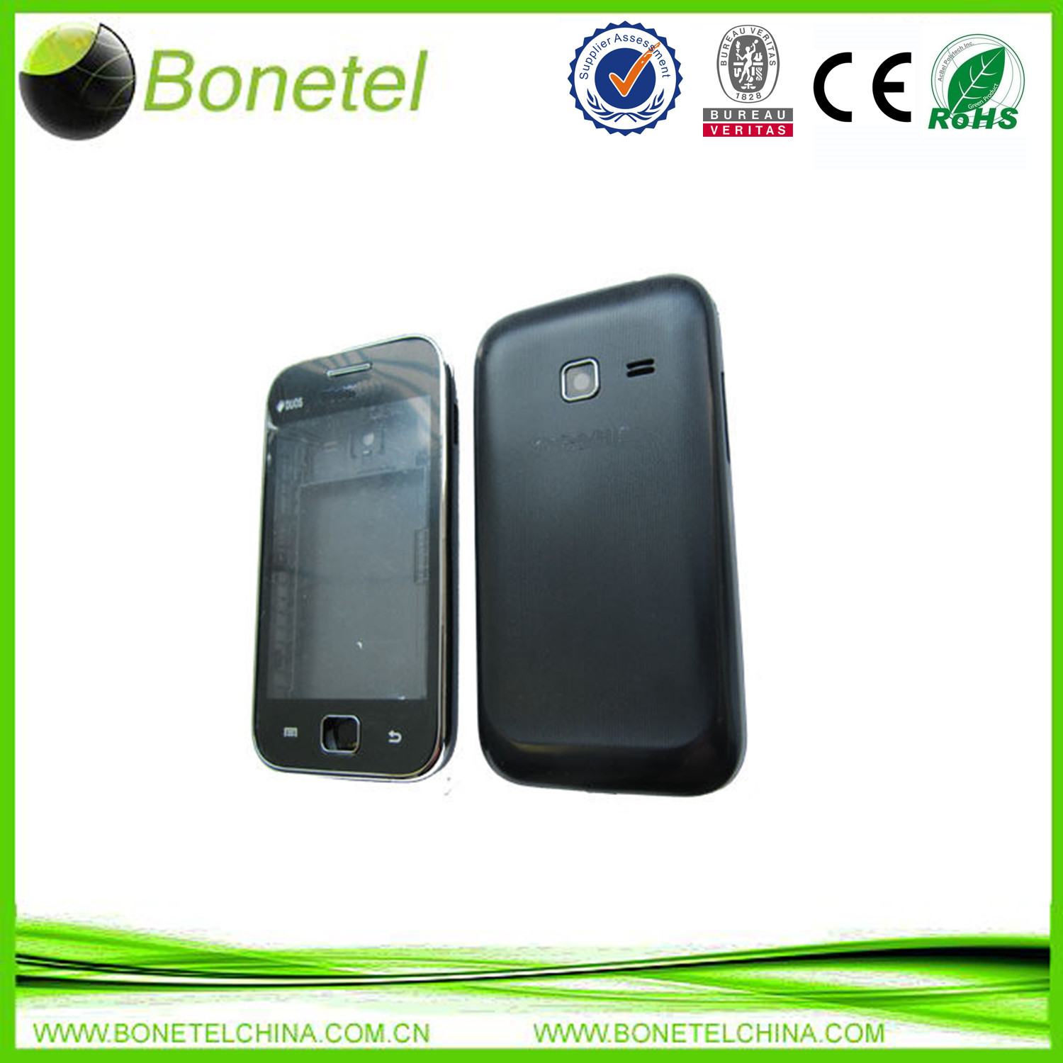 Samsung Galaxy Ace Duos GT S6802 Fascia Housing