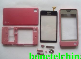 Mobile phone housing for LG GB510