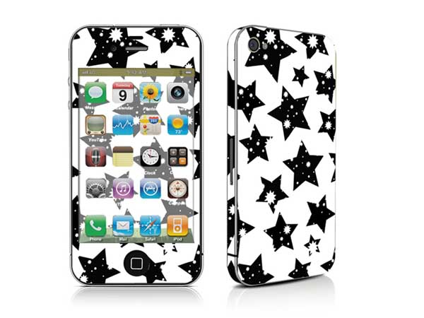 Colourful Skin/Colorful Sticker for iPhone 4S-710