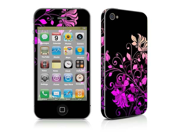 Colourful Skin/Colorful Sticker for iPhone 4S-2147