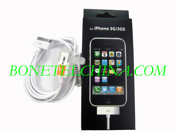 Mobile Phone Data cable for iPhoone 3G