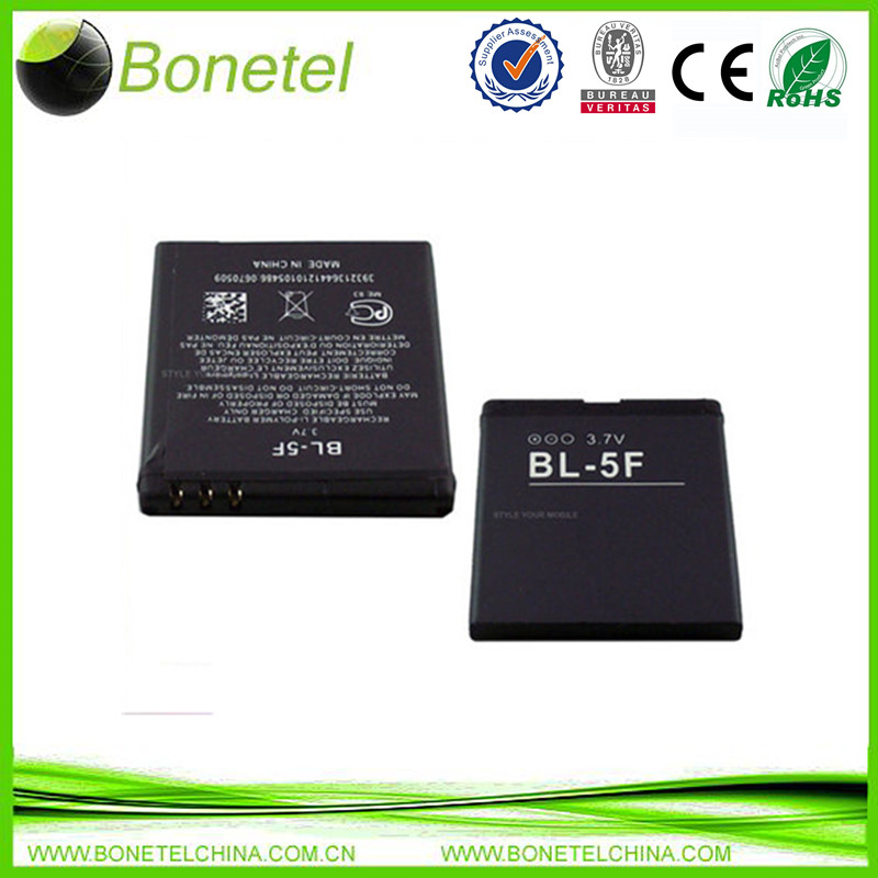 BL-5F  mobile phone battery for Nokia