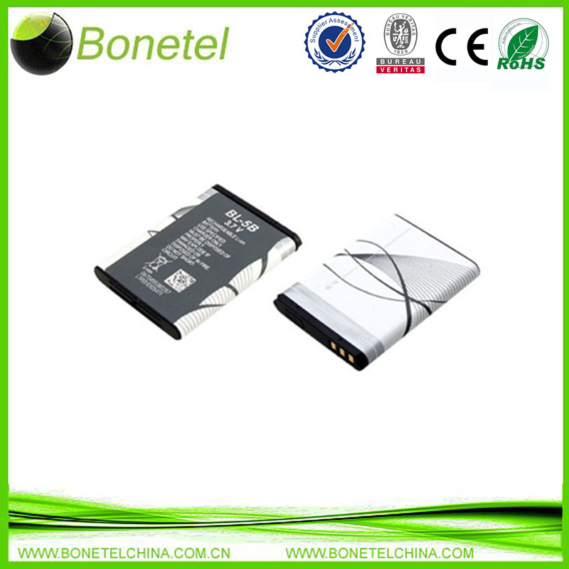 Mobile phone battery for Nokia BL 5B