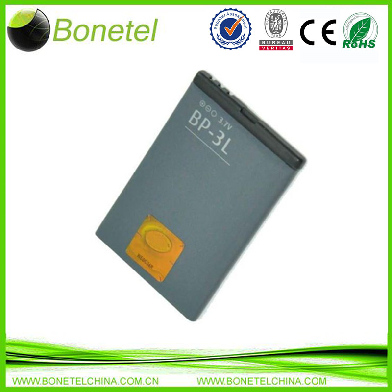BP-3L 1300mah battery for mobile phone Nokia