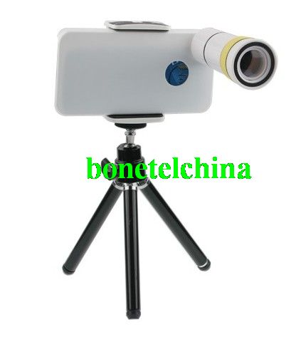 iPhone Lens Tripod - iPhone 4 | 4S Camera Mount Stand