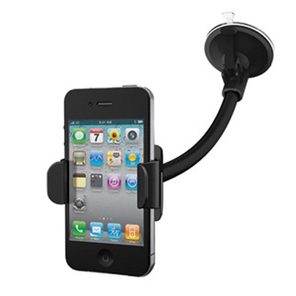 Mobile phone car holder for iPhone 4 / 4S